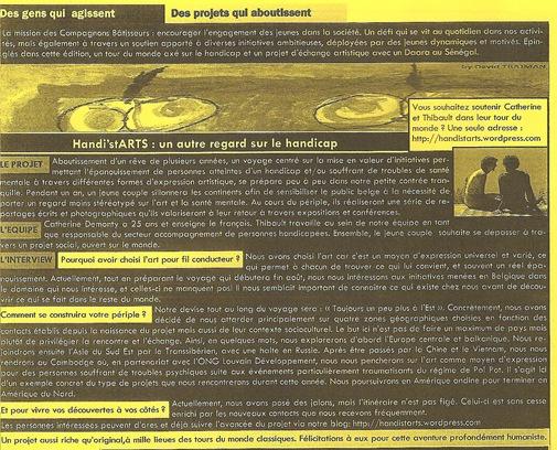 article étançon dur 2-2010