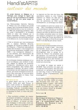 Bulletin communal OLLN